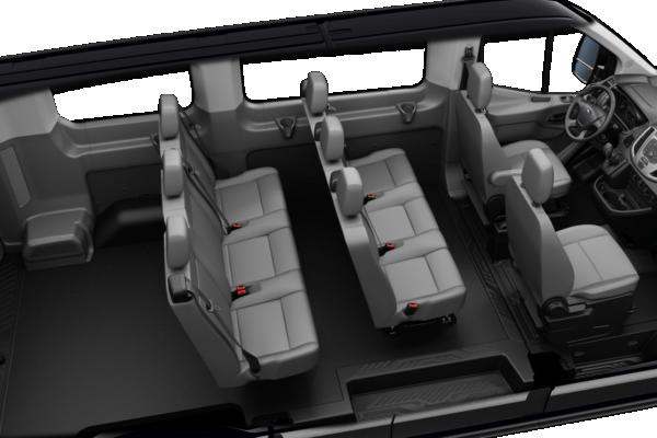 Transit Van Interior